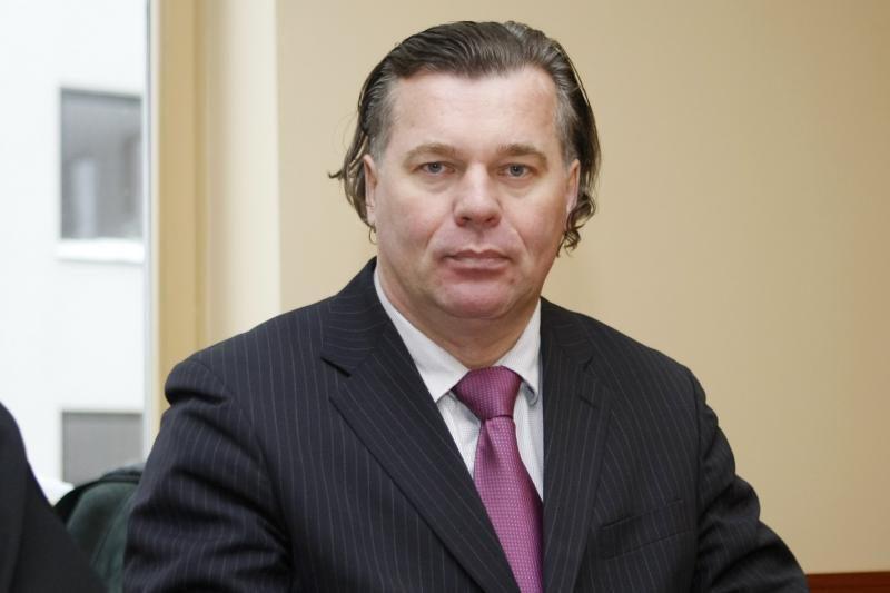 Teisiamą valdininką I.Zaleckį siūloma bausti pinigine bauda