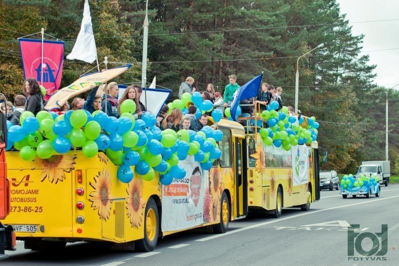 """Vilniuje prasidėjo """"Gedimino dienos 2011"""""""