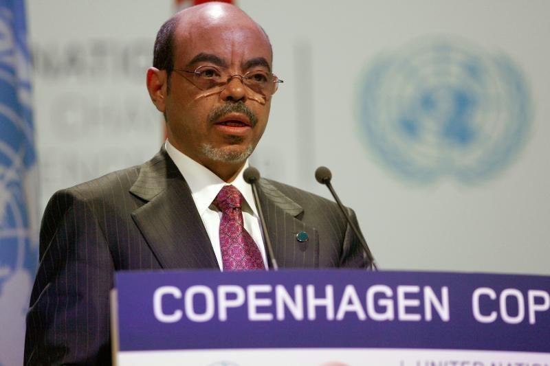 Etiopijos premjeras kritinės būklės guli Briuselio klinikoje
