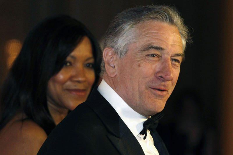 R.De Niro juokaudamas apie JAV pirmąją ponią nenorėjo nieko įžeisti