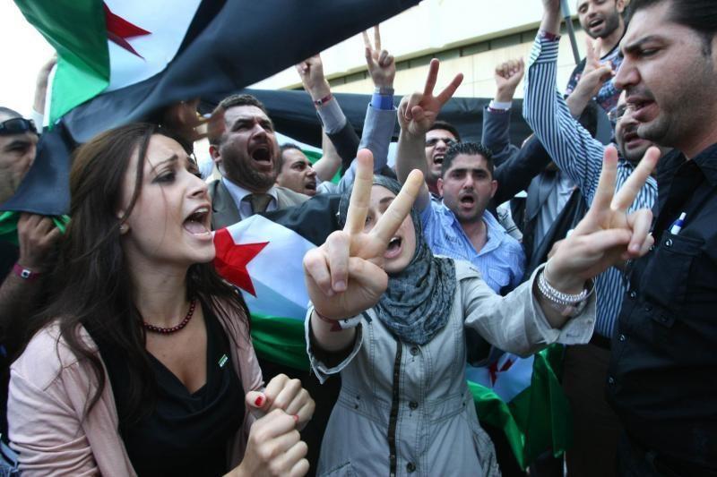 Per ataką prie Damasko buvo panaudotas zarinas