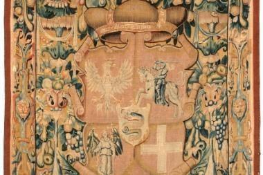 Į Vilnių atgabenti Žygimanto Augusto gobelenai