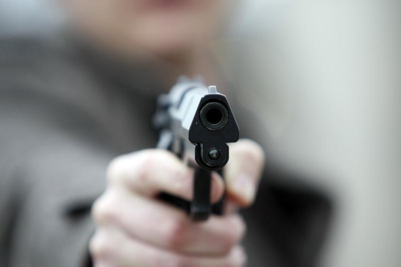 Šiaulių r. jaunuoliai apiplėšti mėgino grasindami žaisliniu ginklu