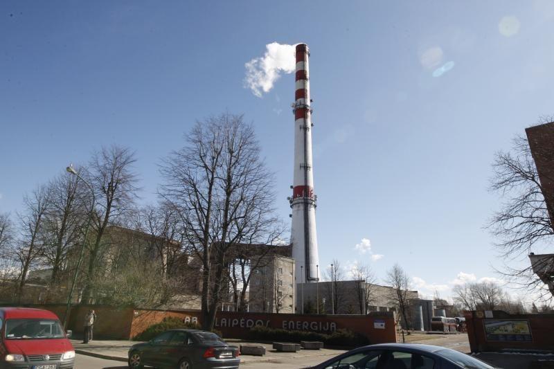 Šilumos kaina Klaipėdos gyventojams nesikeis