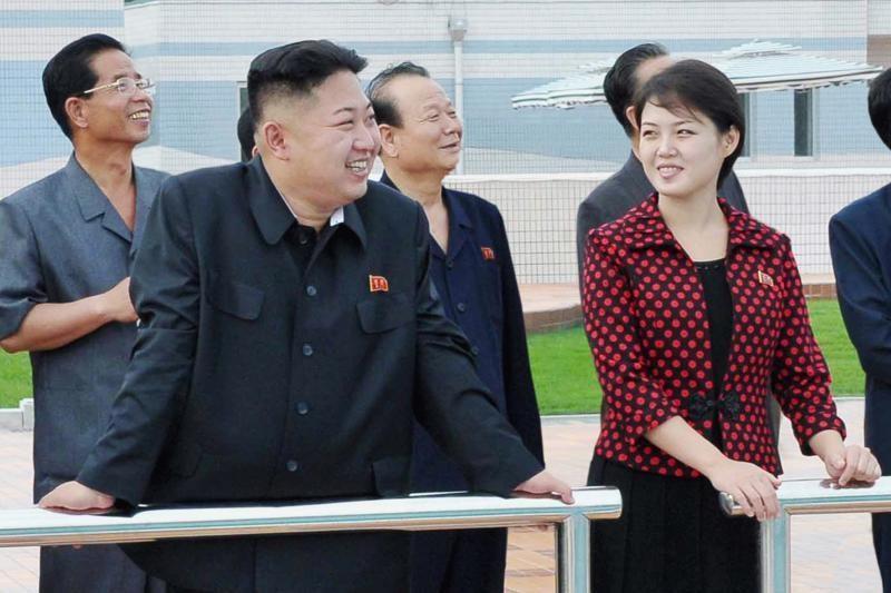 Kim Jong-Unas susituokė, pranešė KLDR centrinė televizija