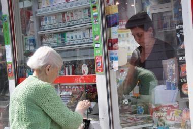 Vilnius neįleido alkoholio į spaudos kioskus, Kaunas dar dvejoja