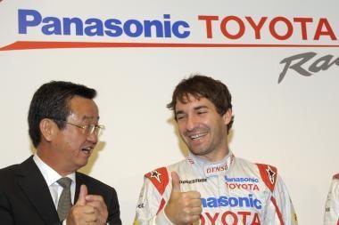 """T.Glockas: """"Toyotą"""" pakeitė į naująją """"Manor"""""""