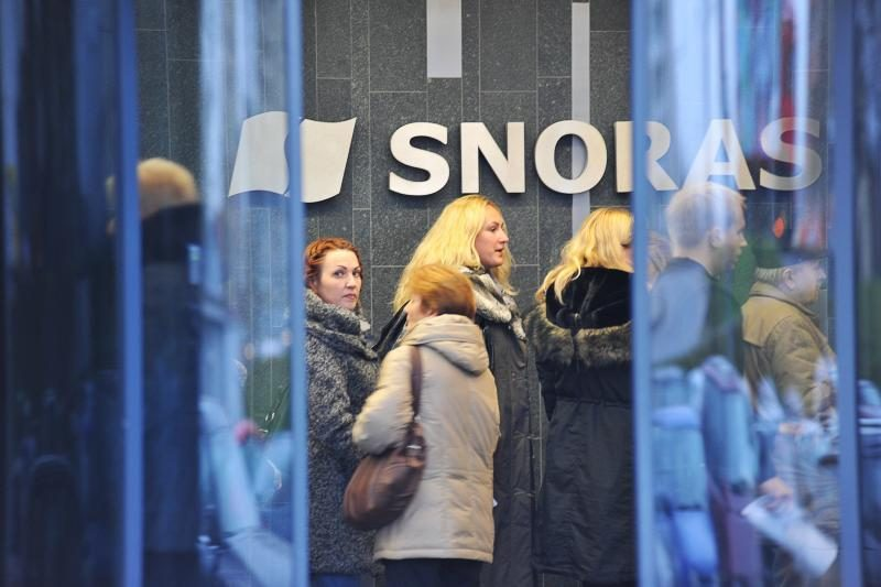 """""""Snoro"""" indėlių grąžinimui Vyriausybė skolina beveik 3,3 mlrd. litų"""