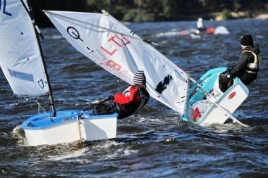 """Kauno mariose – tarptautinė regata """"Rudens vėjas"""""""