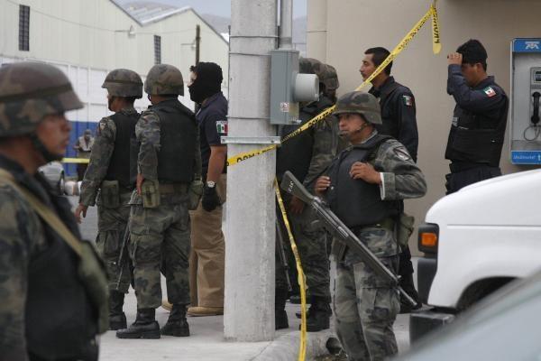 Meksikoje - kruvinos narkokartelių kovos