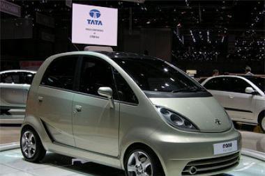 """""""Tata Nano"""" Europoje rado konkurentų"""