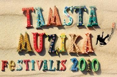 """""""Tamsta"""" muzika"""": pajusk muzikinę vasarą Dzūkijoje"""