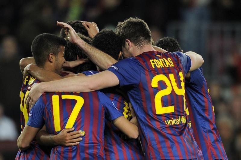 """Barcelona"" - FIFA klubų planetos pirmenybių finale"