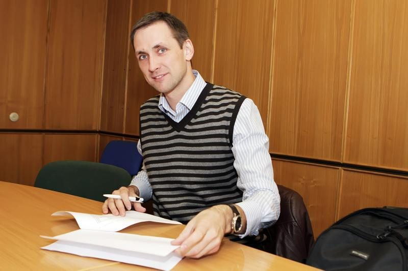 Klaipėdietis greitai išsprendė Konstitucijos egzamino užduotis