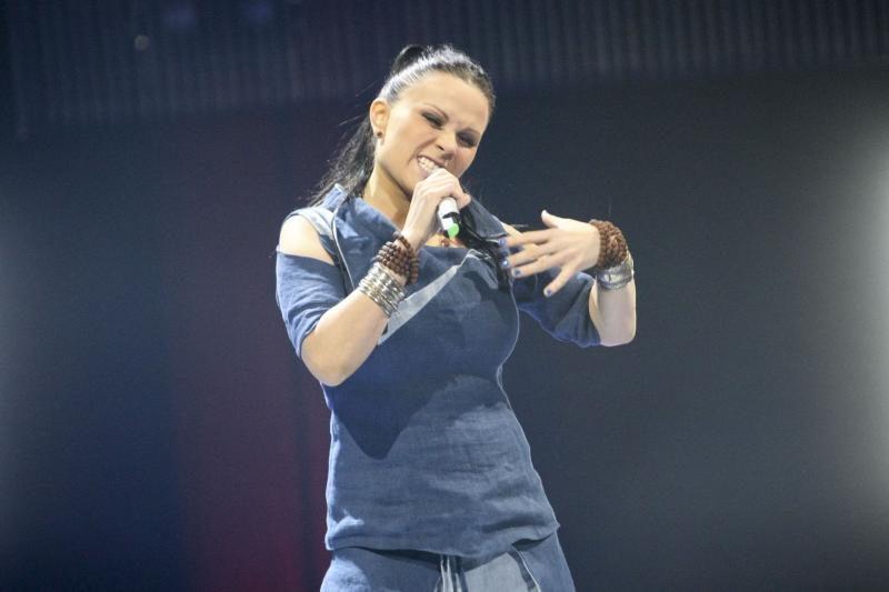 """Nacionaliniame """"Eurovizijos"""" finale dalyvaus ir Sati"""