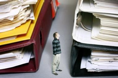 Dokumentus išmokoms gauti tvarkytis bus paprasčiau