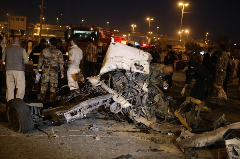 Irake smurto banga nusinešė per 180 žmonių gyvybių