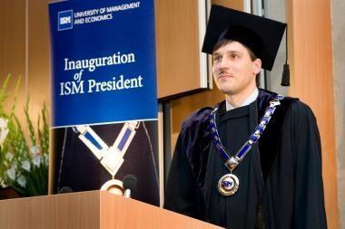 ISM sieks pritraukti studentų iš Vidurio ir Rytų Europos