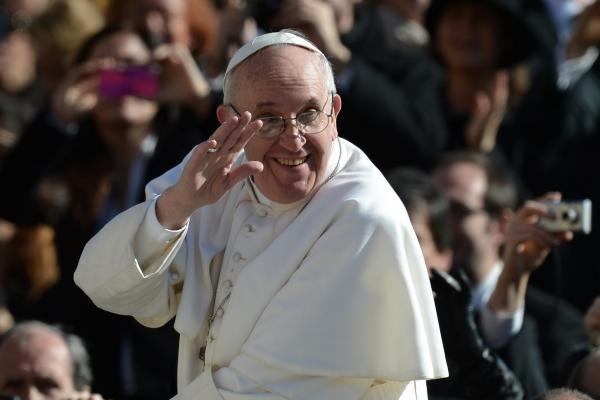 """Popiežius Pranciškus: apie """"meiles"""", tango ir gyvenimą be plaučio"""