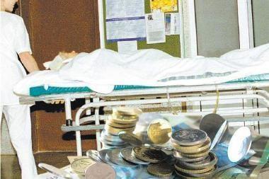 Rokiškio psichiatrijos ligoninės skyriaus vedėjas įtariamas kyšininkavimu