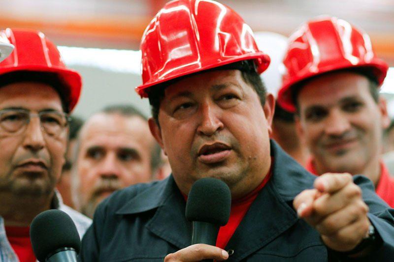 Venesuelos prezidentui vėl bus padaryta operacija