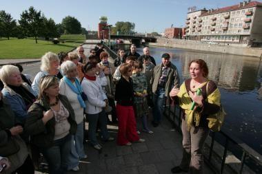 Gyventojai kviečiami pažinti savo kraštą