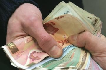 Gyventojų santaupos bus atkuriamos iki 2016 metų