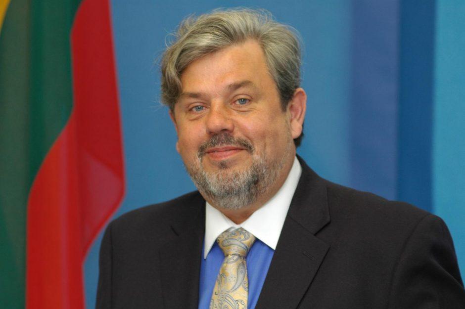 J.Paslauskas paskirtas ambasadoriumi Gruzijoje