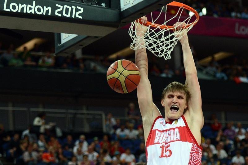 Geriausiu Europos krepšininku išrinktas rusas A. Kirilenka