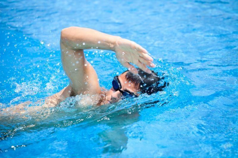 Europos jaunimo plaukimo čempionate D.Rapšys pateko į pusfinalį
