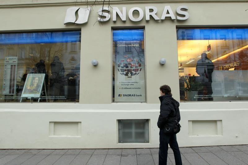 """Pinigai """"Snoro"""" indėlininkus pasieks tikriausiai gruodžio vidury"""