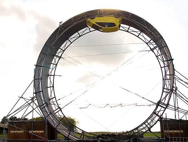 """""""Žalgirio"""" arenoje – neįtikėtinas V. Indziulo automobilio salto"""