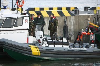 Jūreiviai iš Rusijos per ilgai užsibuvo Lietuvoje