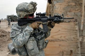 Irake nužudyti trys JAV jūrų pėstininkai ir du vertėjai