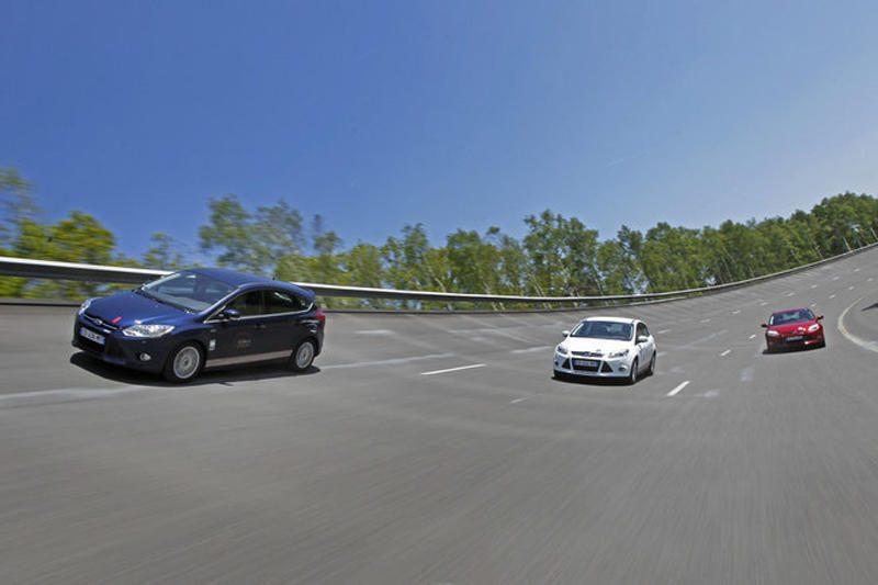 """""""Ford Focus"""" pagerino 16 pasaulio greičio rekordų"""