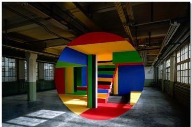 Vilniuje pristatoma prancūzų menininko Georges'o Rousse'o kūryba