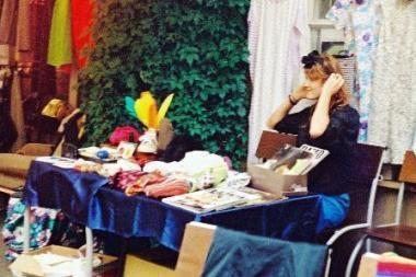 Vilniuje atgimsta blusų turgus