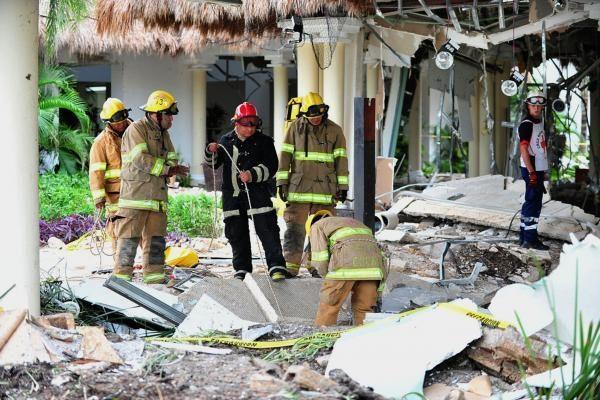 Prie Meksikos krantų įvyko 6 balų stiprumo žemės drebėjimas