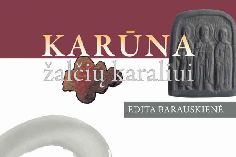 E.Barauskienės knygoje – baltų istorinė kelionė