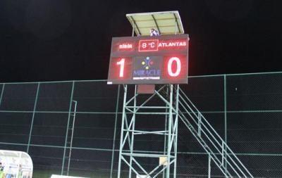 """""""Atlanto"""" futbolininkai Turkijoje nusileido """"Sibir"""" komandai"""