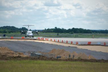 Nutarta apibrėžti Vilniaus oro uosto sanitarinės apsaugos zoną
