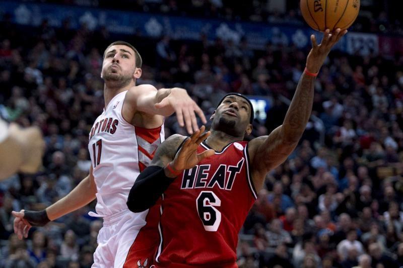 Oficialu: L. Jamesas - ir vėl naudingiausias NBA žaidėjas (komentarai)