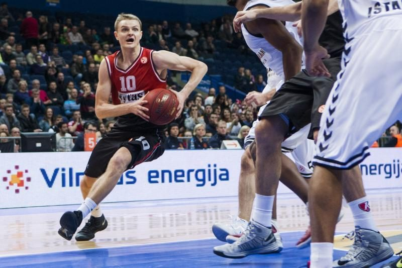 """""""Lietuvos rytas"""" LKL čempionate skleidžia sparnus"""
