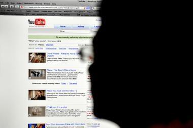 """YouTube"" talpins pilnus filmus"