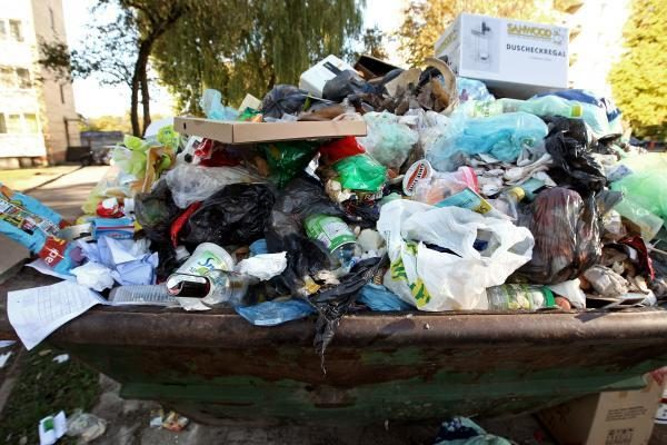 Reikalauja leisti pasirinkti mokėjimo už atliekas būdą