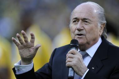 FIFA apsimelavo: naujų technologijų klausimas kol kas nesvarstomas
