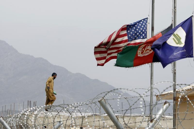 Afganistano policijos patikros poste nušautas JAV karys