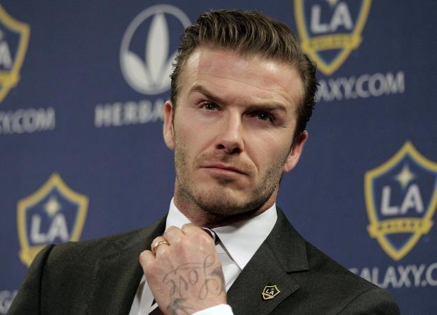 D.Beckhamas žada grįžti į gimtąją Angliją