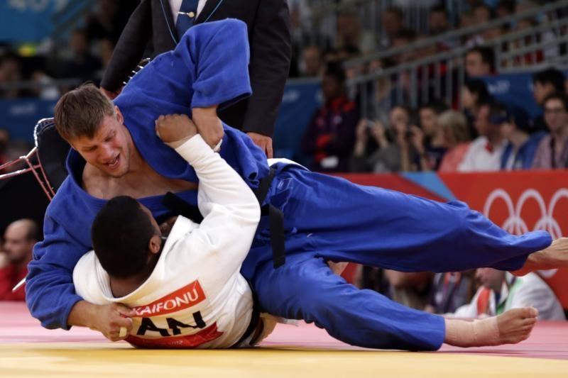 M.Paškevičiui olimpiada baigėsi aštuntfinalyje