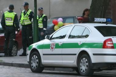 Vilniuje sulaikytas ieškomas vyras